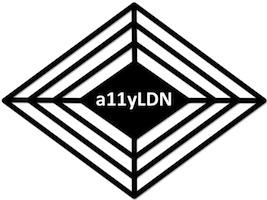 a11yLDN Logo