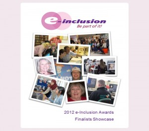 e-Inclusion Awards Finalists Brochure