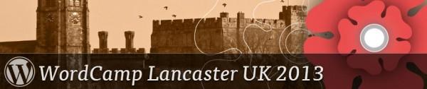 WordCamp Lancaster UK 2013