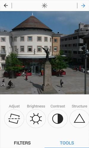Instagram Tools - new design
